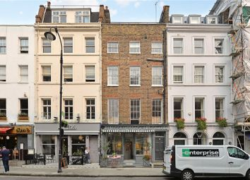 Thumbnail 4 bed town house for sale in Charlotte Street, Fitzrovia, London