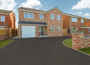 4 bed detached house for sale in Hall Drive, Lincoln LN6