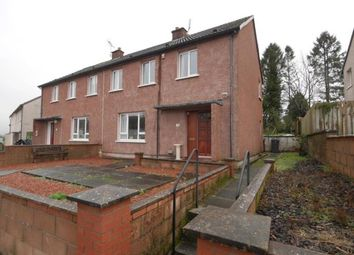 Thumbnail 3 bed semi-detached house to rent in 114 Criffel Road, Dumfries