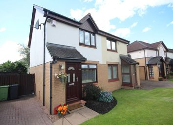 Thumbnail 2 bed semi-detached house for sale in St. Marys Crescent, Barrhead, Glasgow