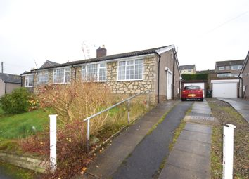 Thumbnail 2 bed bungalow for sale in Lynwood Court, Keighley, West Yorkshire