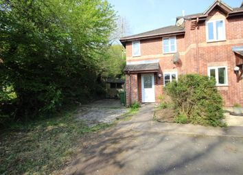 Thumbnail 2 bedroom property to rent in Halses Close, Exeter