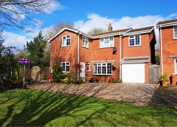 Thumbnail 4 bed detached house for sale in Hall Close, Blackfordby, Swadlincote