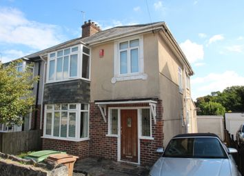 3 bed semi-detached house for sale in Great Berry Road, Crownhill, Plymouth, Devon PL6