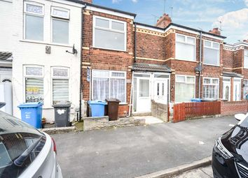 Thumbnail 2 bed terraced house for sale in Hampshire Street, Hull, East Riding Of Yorkshi
