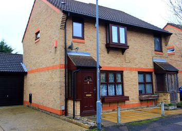 Thumbnail 3 bed semi-detached house for sale in Hookstone Way, Woodford Green, Essex