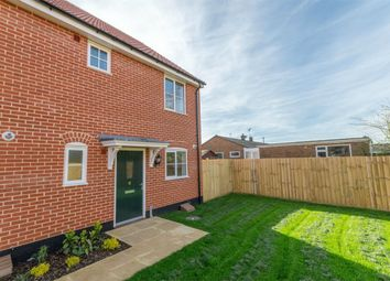 Thumbnail 2 bed semi-detached house for sale in Tapping Close, Snettisham, King's Lynn