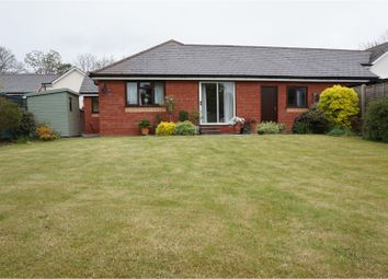 Thumbnail 3 bed detached bungalow for sale in Court Drive, Wellington