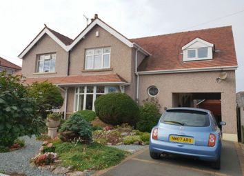 Thumbnail 3 bed semi-detached house for sale in Hillmount Avenue, Heysham, Morecambe