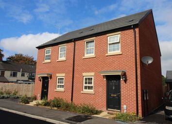 Thumbnail 3 bedroom semi-detached house for sale in Black & Amber Way, Hull