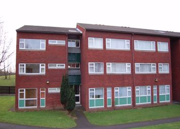 Thumbnail 1 bed flat to rent in Whitbeck Court, Slatyford, Newcastle Upon Tyne