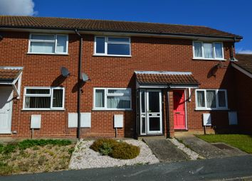 Thumbnail 1 bed terraced house to rent in Goldings Close, Haverhill