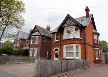 Thumbnail 5 bed detached house for sale in Reading Road, Farnborough