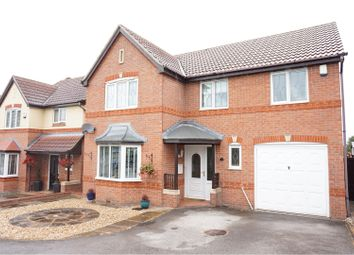 Thumbnail 4 bedroom detached house for sale in Royal Approach, Chellaston