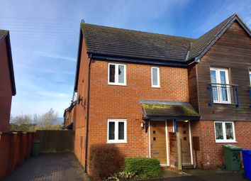 Thumbnail 2 bed end terrace house for sale in The Featherworks, Boston
