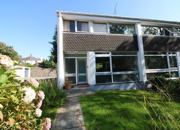 Thumbnail 3 bed end terrace house for sale in Thorn Park, Mannamead, Plymouth