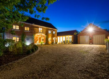 Thumbnail 5 bedroom barn conversion for sale in Browns Lane, Stanton-On-The-Wolds, Nottingham