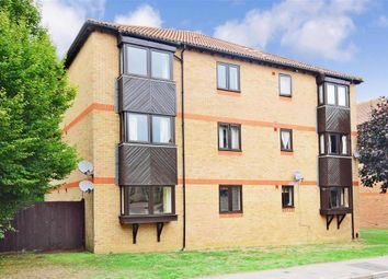 Thumbnail 1 bed flat for sale in Rushdon Close, Romford, Essex