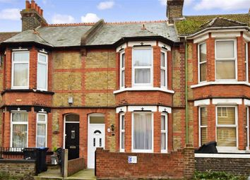 Thumbnail 3 bed terraced house for sale in Lillian Road, Ramsgate, Kent