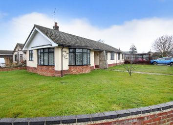 Thumbnail 4 bed detached bungalow for sale in Beach Drive, Scratby, Great Yarmouth