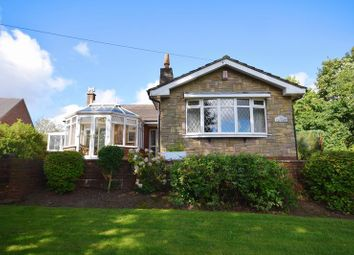 Thumbnail 3 bed detached bungalow for sale in Brookhouse Lane, Stoke-On-Trent