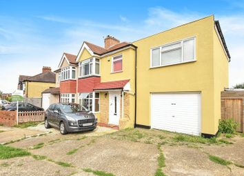 Thumbnail 5 bed semi-detached house for sale in Inverness Road, Worcester Park