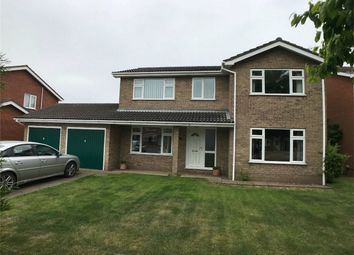 Thumbnail 4 bed detached house to rent in Thackers Way, Market Deeping, Peterborough, Lincolnshire