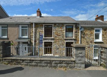 Thumbnail 3 bedroom terraced house for sale in Park Street, Lower Brynamman, Ammanford