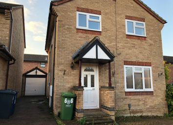Thumbnail 4 bed detached house to rent in Watermead, Bar Hill, Cambridge