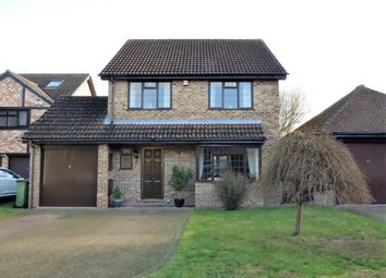 Thumbnail 4 Bedroom Detached House For Sale In Fennel Close Farnborough