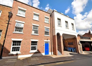 Thumbnail 2 bedroom flat for sale in Castle Street, Chester