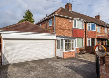 Thumbnail 3 bed end terrace house for sale in Tennent Road, York