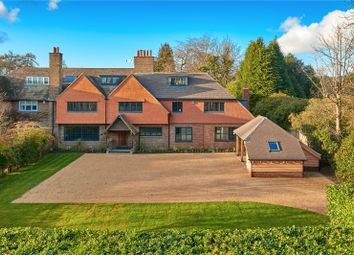 Thumbnail 6 bed detached house for sale in Weydown Road, Haslemere, Surrey