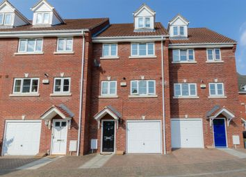 Thumbnail 3 bed town house for sale in Clickers Road, Norwich