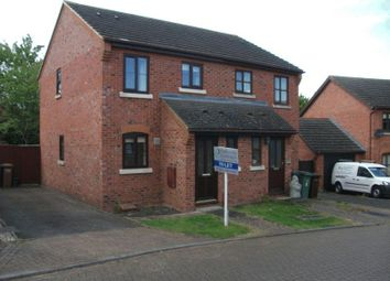Thumbnail 2 bed terraced house to rent in Wenlock Close, Didcot
