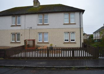 Thumbnail 1 bed flat for sale in Stewart Crescent, Wishaw
