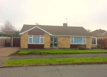 Thumbnail 3 bed bungalow to rent in Dalby Drive, Groby, Leicester