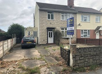 3 bed semi-detached house for sale in Cumberland Road, Burton-On-Trent, Staffordshire DE15