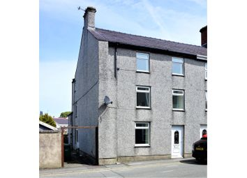 Thumbnail 4 bed terraced house for sale in London House High Street, Llanerchymedd