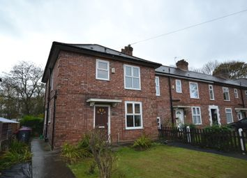 Thumbnail 3 bedroom end terrace house to rent in Birch Road, Walkden, Manchester