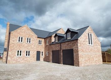 Thumbnail 5 bed detached house for sale in Marshland St James, Wisbech, Cambs