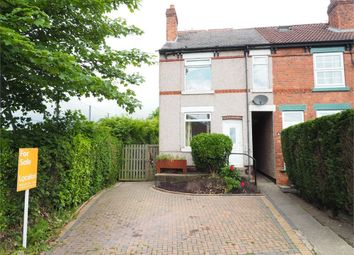 Thumbnail 3 bed end terrace house for sale in Church Street West, Pinxton, Derbyshire