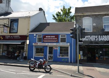 Thumbnail Retail premises for sale in Woodfield Street, Morriston, Swansea