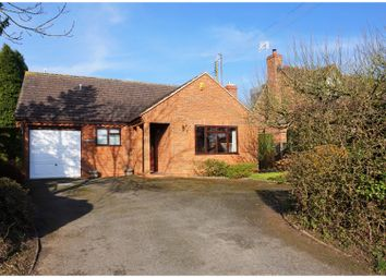 Thumbnail 3 bedroom detached bungalow for sale in Broadclose Lane, Inkberrow
