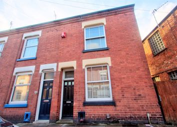 Thumbnail 3 bedroom terraced house to rent in St Leonards Road, Leicester
