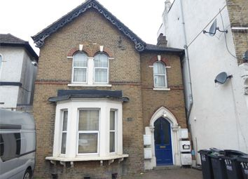 Thumbnail 1 bed flat to rent in Bensham Manor Road, Thornton Heath