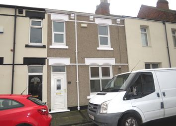 Thumbnail 3 bed terraced house for sale in Alma Street, Hartlepool