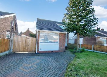 Thumbnail 3 bedroom semi-detached bungalow for sale in Duxbury Avenue, Little Lever, Bolton