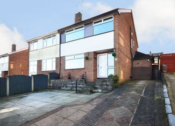 Thumbnail 3 bed semi-detached house for sale in Pemberton Drive, Meir Heath