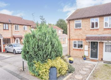 Thumbnail 2 bed end terrace house for sale in Fuller Close, Swindon